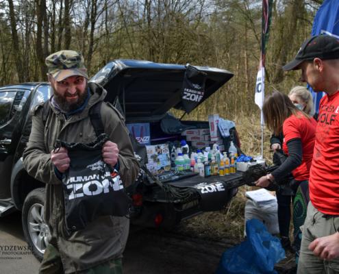 Human Waste Zone, plecak